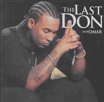 LAST DON BY DON OMAR (CD)