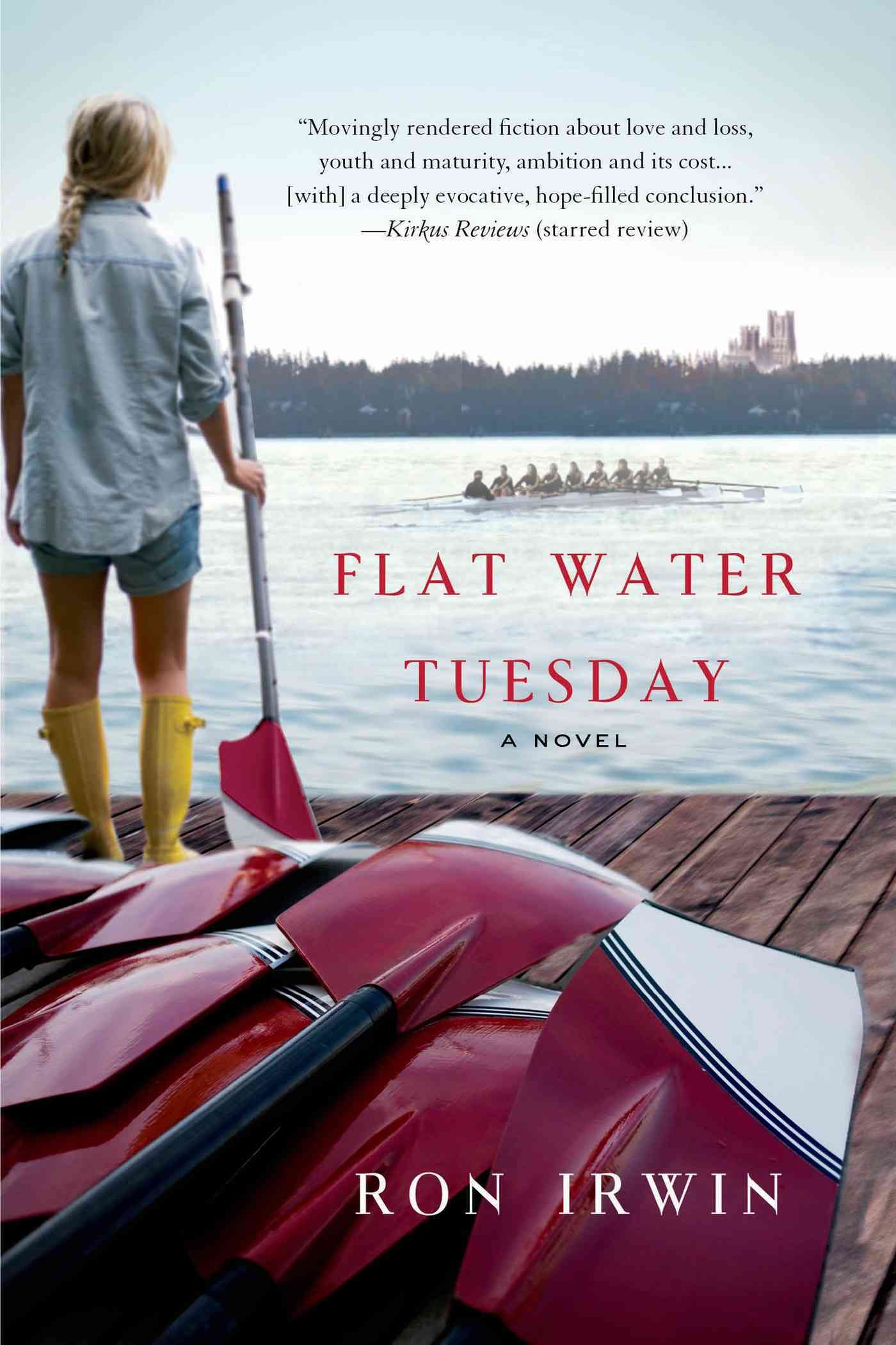 Flat Water Tuesday By Irwin, Ron